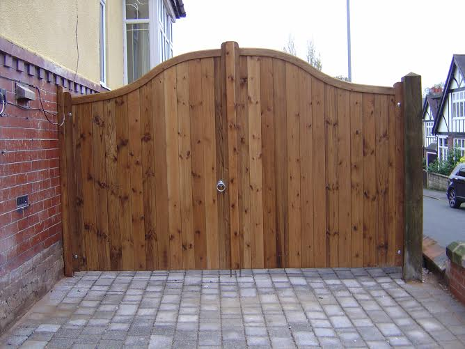 Driveway gates manchester